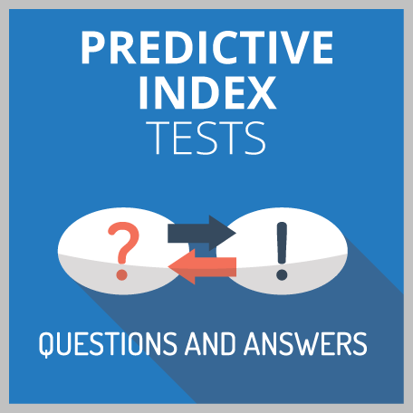 Predictive Index Tests Fully Explained [With Example Questions + Answers]