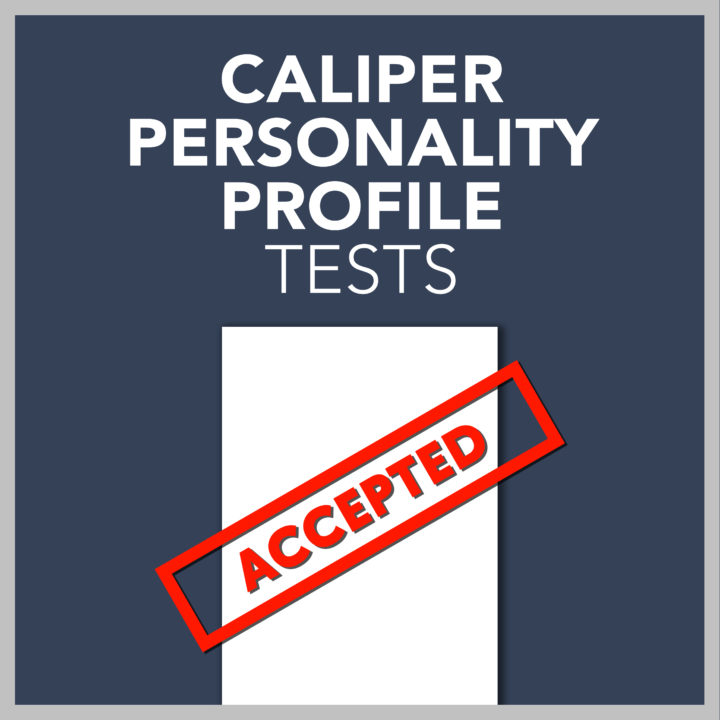 The Ultimate Guide To The Caliper Personality Profile Test