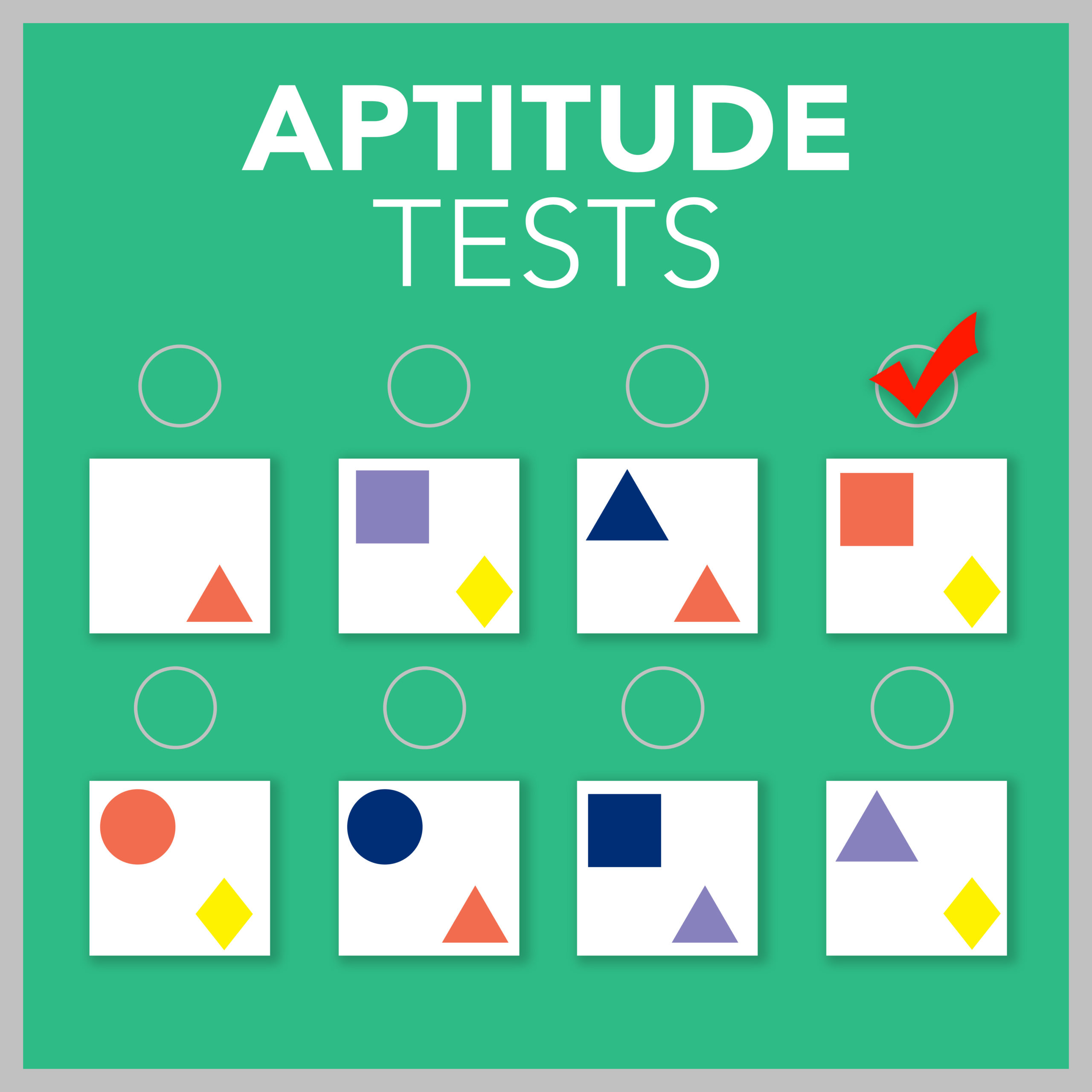 aptitude test online free with answers for freshers